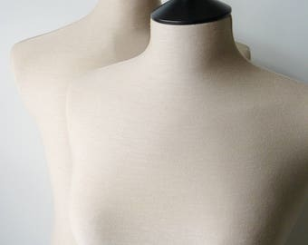 Female Mannequin Great For Jewellery Etsy Shop Display Dressform - Stone