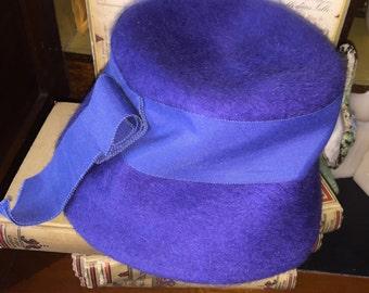 Vintage Henry Pollack Lady's Hat