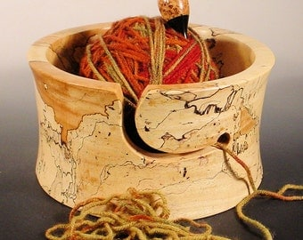 Extreme Spalted Tamarind Wooden Yarn Bowl Turned Wood Bowl Art  Number 6416 by Bryan Nelson Texas Wood Artist