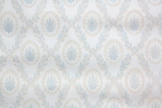 1950s vintage wallpaper white - photo #29