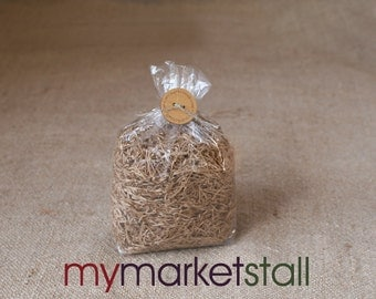 Easter Basket Grass/Packaging/Recycled Shredded Kraft Paper /2 oz Bag