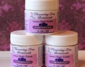 Violet Patchouli Whipped Body Creme - 1 ounce Try Me Size
