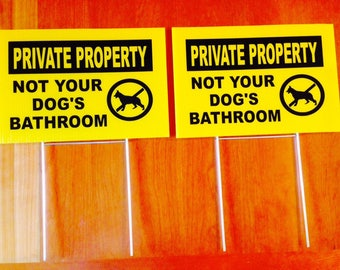 Bathroom Signs No Pooping poop sign | etsy