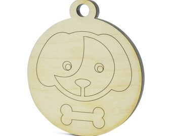 Dog Personalized Christmas Ornament