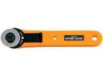 Olfa RTY-1/G Rotary Cutter 28mm - Straight Handle