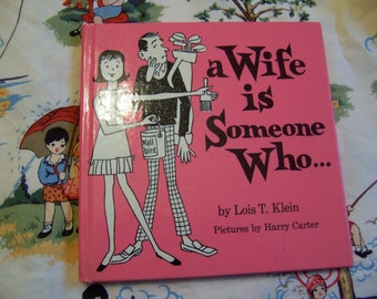 a wife is someone who