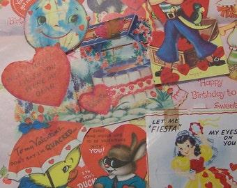 charming vintage valentines # 1