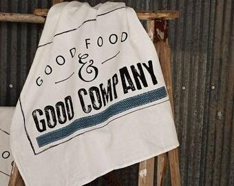 Good Company Kitchen Towel