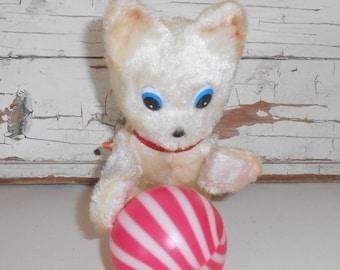 Vintage Wind Up Toy Cat, Vintage Cat, Vintage Toy