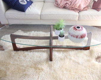 Adrian Pearsall Biomorphic Coffee Table