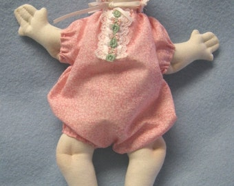 Items Similar To Quilt Kit Baby S First Paper Doll Easy