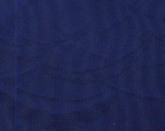 Vintage kimono S363,  purple silk, summer