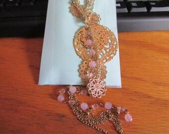 dollie tassel necklace