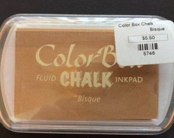 Bisque Color Box Fluid Chalk ink pad