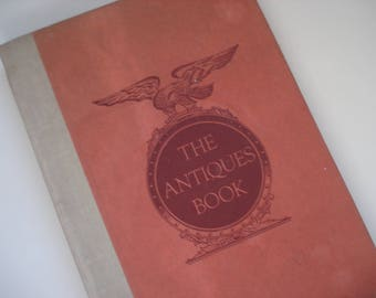 The Antiques Book - 1950