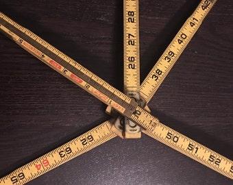 Sale - LUFKIN X46 Wooden Folding Ruler