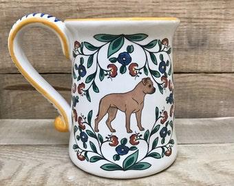 Staffordshire Terrier Lover Mug
