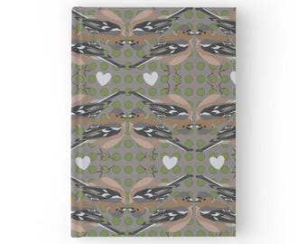 Chaffinch Hardcover Notebook