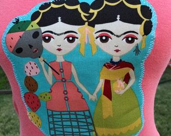 FRIDA Kahlo Esperanza Little GIRLS Babies Tee, Tank or Bodysuit CUSTOM 3 Months to 6