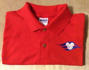 Disney Girl's Polo Shirt Disney cruise