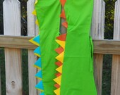 Dinosaur hooded capes, dragon cape