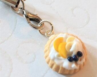 Blueberry&Lemon Tart Charm