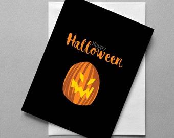 Halloween card, Starter pack