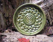 Garlic Grater for Bread Dipping, grater plate, dipping plate, ginger grater, hard cheese grater, handmade pottery
