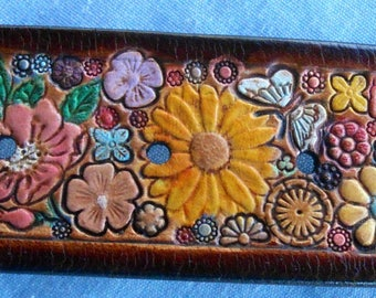 Flower Garden Belt Made in GA USA