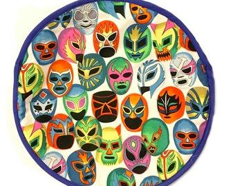 Lucha Mascaras Tortilla Warmer