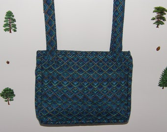 Quilted Wheelchair Bag