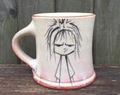 Mug With Girl and Boy