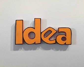 An Idea Magnet