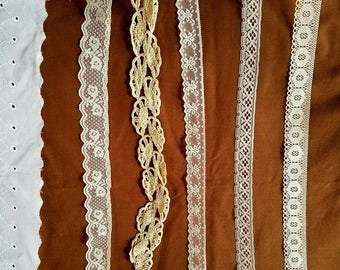 Over 35 Yards of Lace Trim