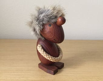 mid century hans bølling optimist danish figurine