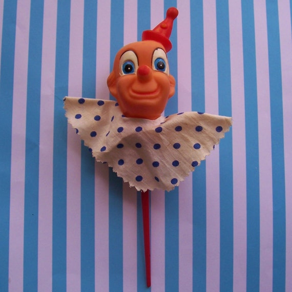 Clown Cake Toppers For Sale