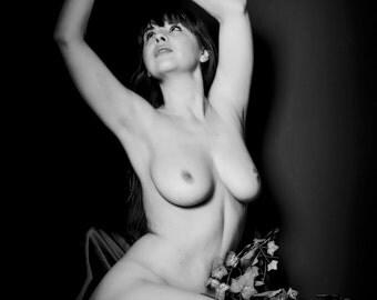 Female Art Nude Photograph