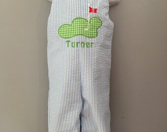 Boy's Golf Longall  sizes 3mo. to 4T