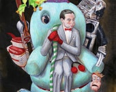 Pee Wee/Game of Thrones M...