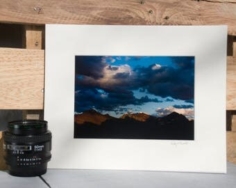 Sunset - Fine Art Print