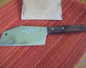 Craftsman Meat Cleaver