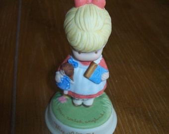 Joan Walsh Anblund My ABCs Figurine Handpainted Porcelain