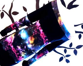 Space / Galaxy • Off Shoulder • Tunic Top / Dress • Small Medium Large XL 1X 2X • Custom Size