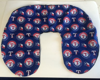 Texas Rangers Baby - Boppy Cover- Boppy slipcover,Nursing pillow cover, boppy pillow cover, baby shower, gift, baseball baby