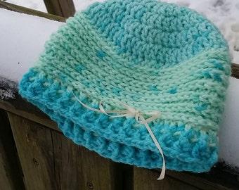 Crocheted Toddler Beanie
