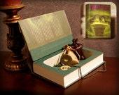 Hollow Book Safe - Harry Potter and The Half-Blood Prince - Secret Book Safe