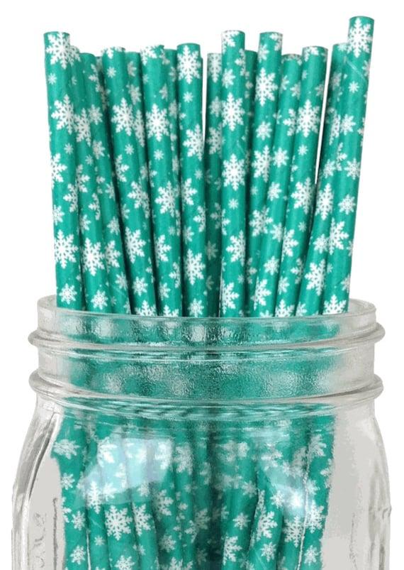 ... straws, Holiday straws, Christmas Paper Straw, Chritmas Party Straws