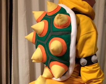 Bowser Costume Shell