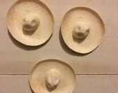 MH008 Single Mexican Mini Sombrero Hat