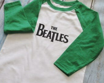 Beatles Shirt Beatles Kids Shirt Kids Shirt The Beatles Shirt The Beatles Ready To Ship Size Size XL 14-16